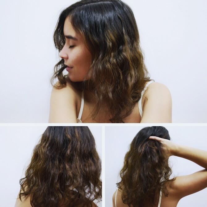Cabelo fino e couro cabeludo misto | Tratando com Walory