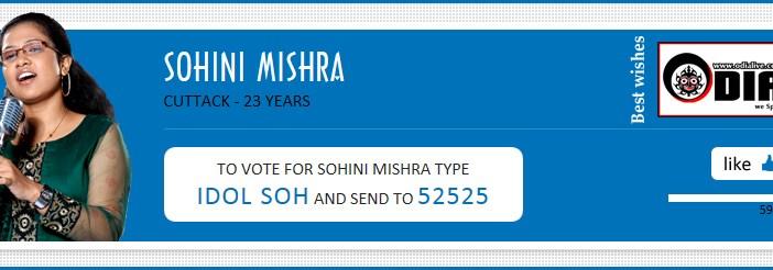 Sohini-Mishra-At-Indian-Idol