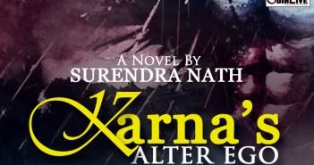 Karna alter ego novel