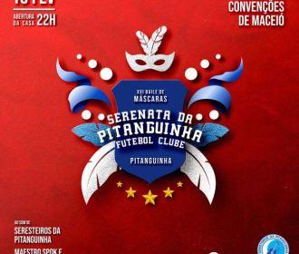 Seresteiros da Pitanguinha fazem homenagem ao futebol nas prévias de 2019
