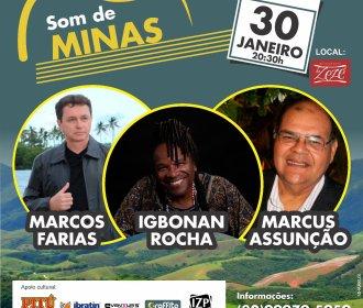 Som de Minas: o samba vai invade a jatiúca nesta quarta