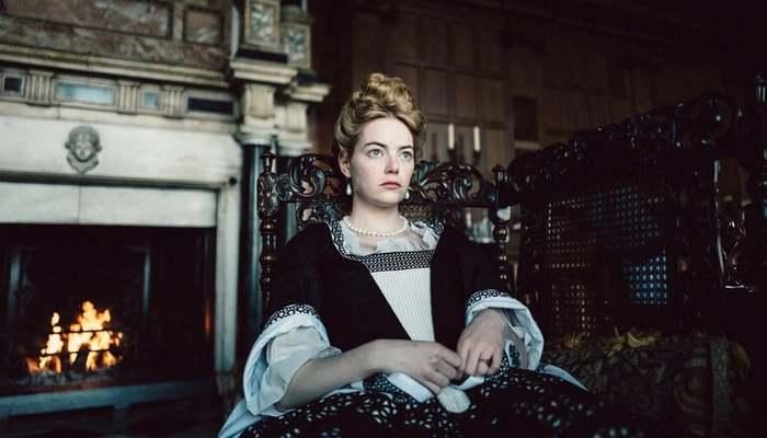 Emma Stone foi indicada a Melhor atriz coadjuvante em 'A favorita'. (Foto: Divulgação)