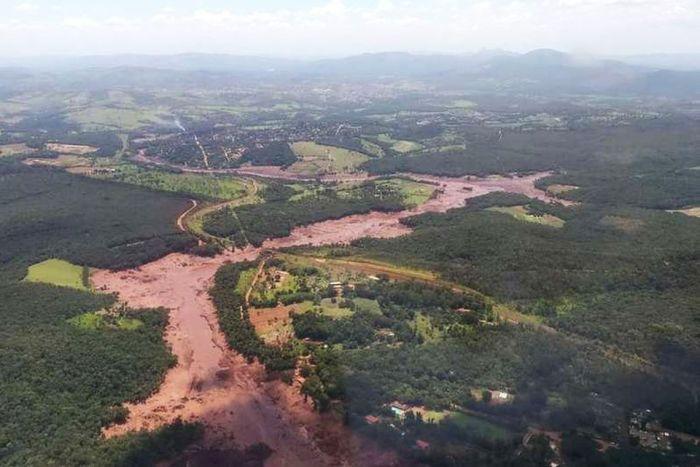 (Foto: Divulgação/Corpo de Bombeiros de Minas Gerais)