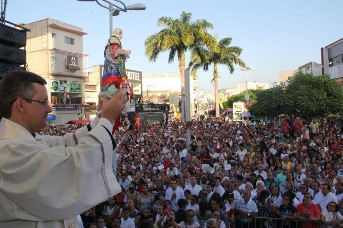 Festa da Padroeira de Arapiraca (Foto: Assessoria)