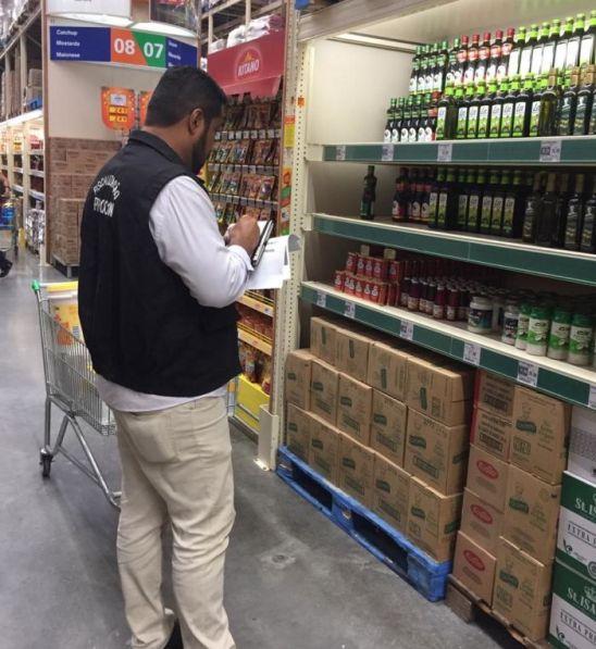 Procon Maceió realiza pesquisas de preço mensalmente. Foto: Divulgação)