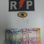 Jovem é preso por tráfico de drogas em Arapiraca
