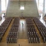 Renan Filho participa da formatura de 945 novos soldados nos 187 anos da PM
