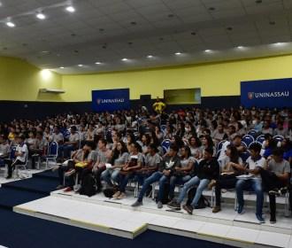 """Escola Sesi Cambona promove """"aulão"""" de carnaval preparatório para o Enem"""