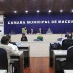 Câmara de Maceió inicia ano legislativo de 2019 no dia 15