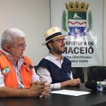 Pinheiro: estudos no solo acontecem nesta terça em oito ruas da Gruta