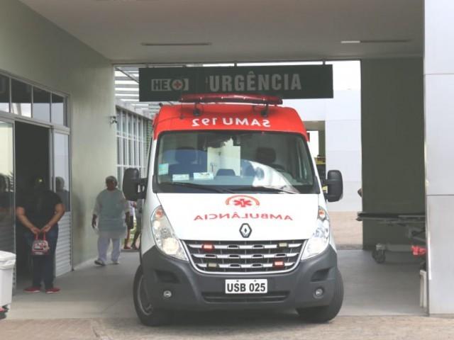 Vítimas foram levadas para o Hospital de Emergência do Agreste (Assessoria)