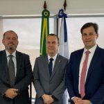 Em Brasília, prefeito Cacau consegue liberação de recursos para obras