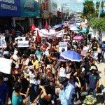 Mobilização contra cortes na Educação é realizada em Arapiraca