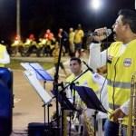 Banda do Ronda no Bairro se apresenta em praça da Ponta Verde nesta terça-feira