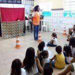 SMTT implanta Educação de Trânsito em escola