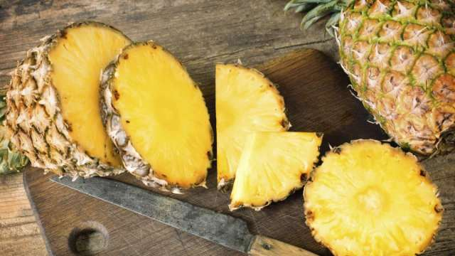 Sete motivos para comer duas fatias de abacaxi todos os dias | O ...