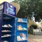 Casa de Cultura em Arapiraca ganha ponto de leitura para troca de livros