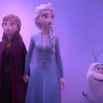 Disney lança novo trailer de Frozen 2