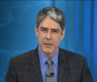 William Bonner 'imita' fala de Bolsonaro no JN e diverte internautas