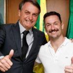 'Sou de Deus', diz Diego Hypolito após críticas por foto com Bolsonaro
