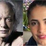 'Jamais fico irritado', diz Erasmo sobre críticas a casamento com mulher 49 anos mais nova