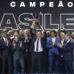 Flamengo domina Prêmio Brasileirão 2019 e quebra recorde do Palmeiras