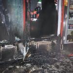 Princípio de incêndio atinge mercadinho em Santana do Ipanema