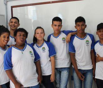 Projeto oferta cursos do Senai a alunos da Rede Municipal