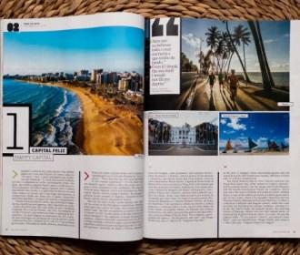 """""""É o azul mais azul do Nordeste"""", define TAP em reportagem sobre Alagoas"""
