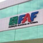 FAF solicitará ao Governo do Estado reinício do Alagoano antes do Brasileirão