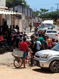 Três suspeitos de assalto morrem após troca de tiros com a polícia em Maceió