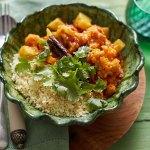 Prepare um delicioso Tagine de legumes com cuscuz marroquino