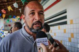 Jailton Nicácio destaca a importância da OCA