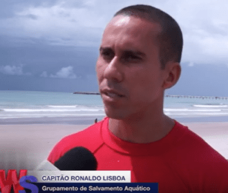 Reportagem da TV Cidadã mostra orientações para banhistas durante Carnaval em Alagoas