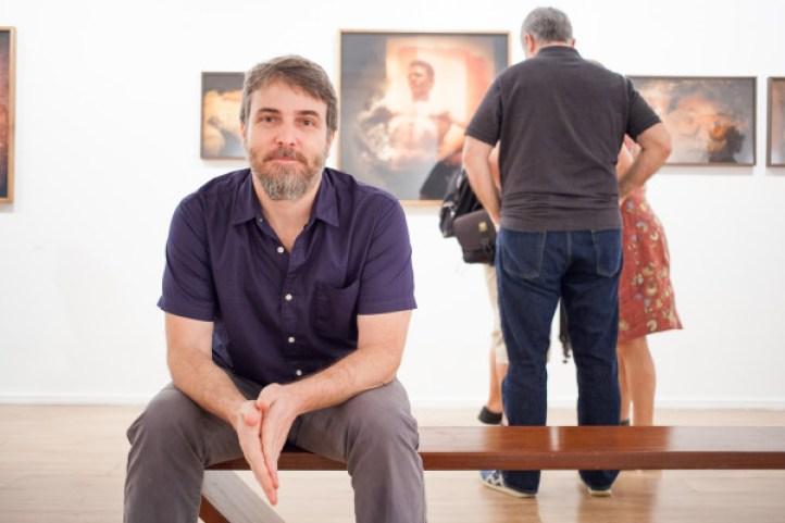 Gilvan Barreto, gaúcho e apaixonado pelo cinema. Crédito: Internet.