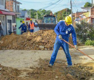 Nova Maceió: obras avançam no bairro do Clima Bom