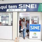 Geração de emprego: Sine Maceió é destaque em ranking nacional