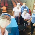 Senai entrega protetores faciais ao Hospital Regional de Santana do Ipanema e ao Sesi/Saúde