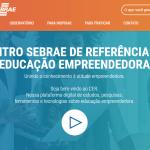 Sebrae disponibiliza plataformas de EAD com conteúdos sobre educação empreendedora