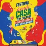 Secult divulga resultado preliminar do Festival Dendi Casa Tem Cultura