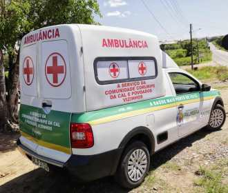 Prefeitura de Palmeira dos Índios entrega ambulância para atender comunidades