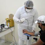 Unidades de Referência para síndromes gripais realizaram quase três mil atendimentos