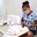 Ilha de Santa Rita ganha novo Centro de Costura para a produção de máscaras