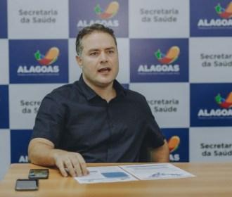 Adesão da população ao isolamento social pode evitar lockdown, diz Renan Filho