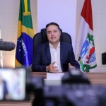 """""""Nos próximos 60 dias uma ponte definitiva irá ligar Quitunde a cidade de São Luiz"""", informou Renan Filho"""