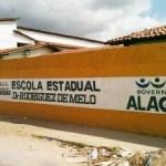 Suspeito é preso ao ser flagrado furtando cestas básicas de escola no bairro Ponta Grossa
