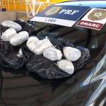 PC e PRF prendem casal com 20 quilos de maconha em Atalaia