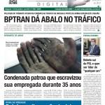 BPTRAN DÁ ABALO NO TRÁFICO