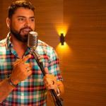 Cantor alagoano anuncia live solidária