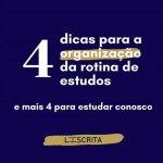 Estudantes da Ufal criam perfil no Instagram para compartilhar conteúdos do Enem